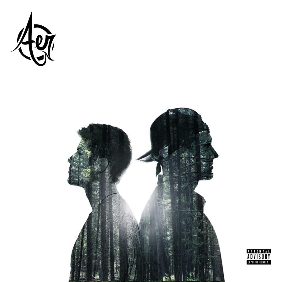 Above is the album artwork for one of Aers albums. Aer will be performing in the auditorium this month.