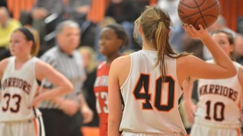 Girls' basketball beats Waltham (35 photos)