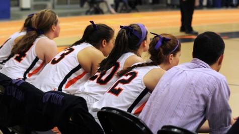 Girls' basketball defeats Weston (52 photos)
