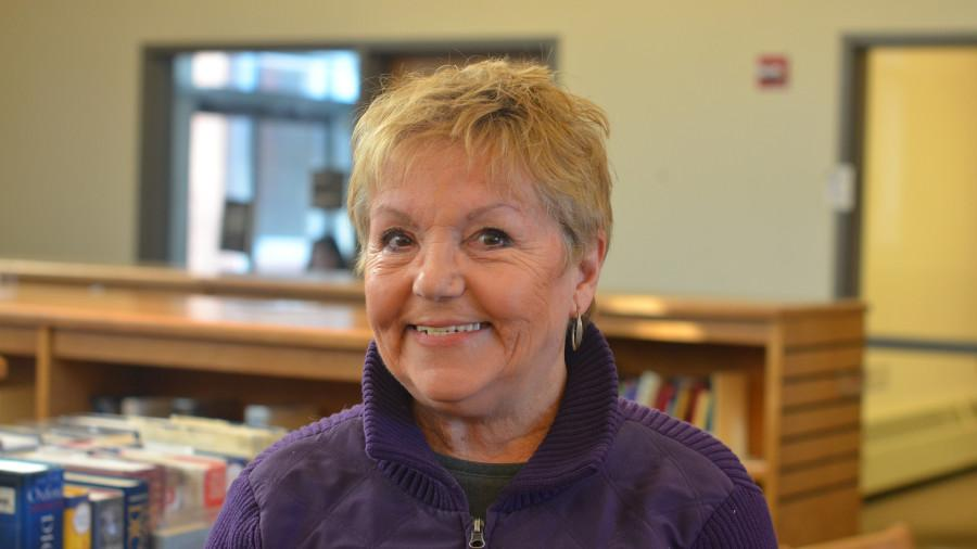 Test your knowledge on WHS librarian Pam Miller.
