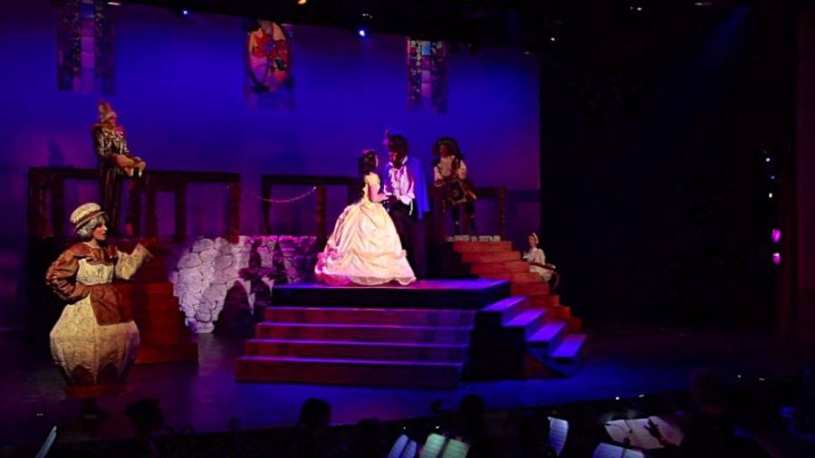 WHSTE presents Beauty and the Beast