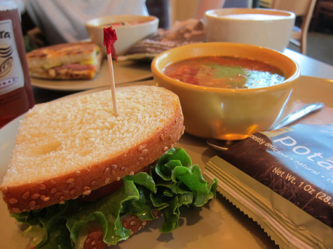 Ten places to go out to lunch