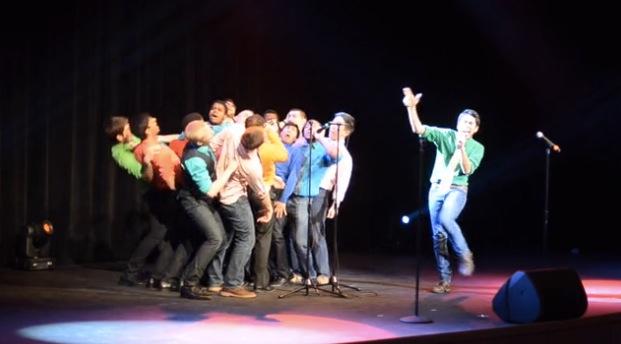 CAPA presents annual fall college a cappella concert