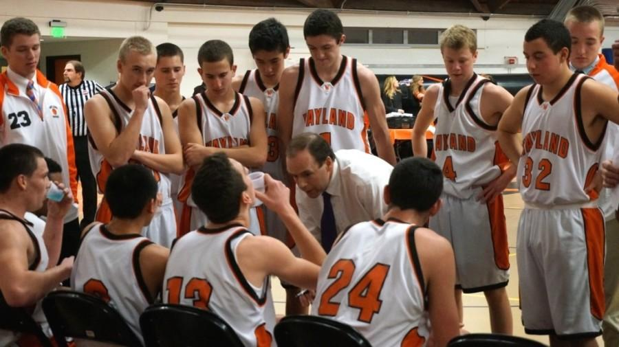 Boys' basketball defeats Weston (31 photos)
