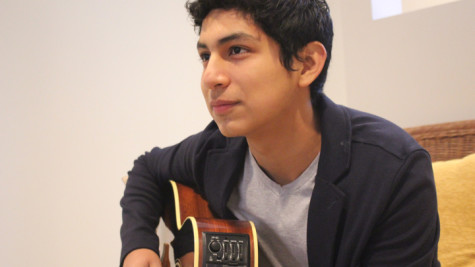 Omar Rios: I just want to spend the rest of my life playing music