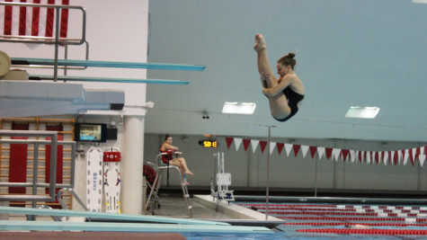 Elizabeth Miller: There is always a new dive to learn or something to perfect