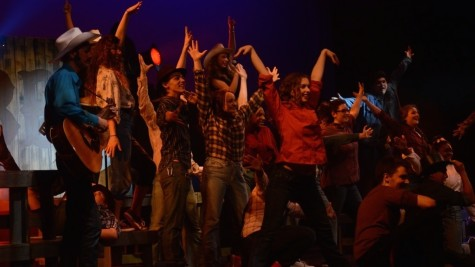 "WHSTE presents ""Footloose"""