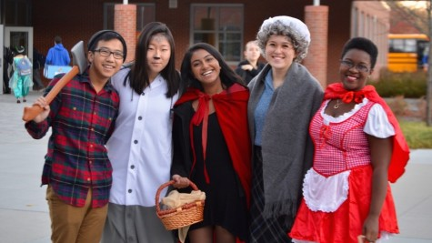 UPDATED: Class of 2016 celebrates Halloween (113 photos)