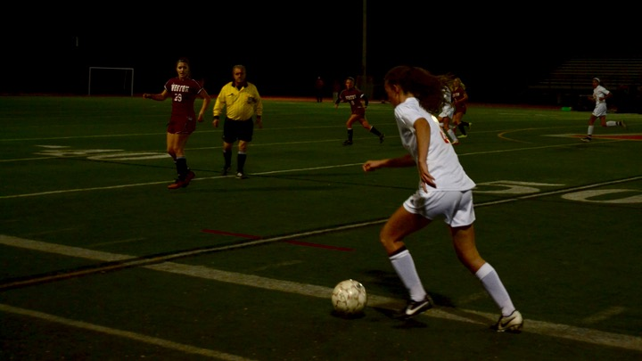 Wayland girls' soccer falls to Weston (21 photos)