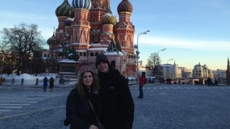 Misha Arakcheev: I love it here, where you go and everybody smiles