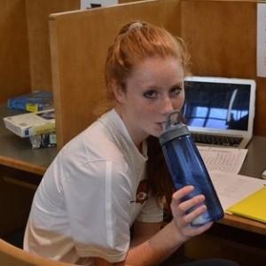 Lindsay Barnard Sophomore Sport(s): soccer, lacrosse, track