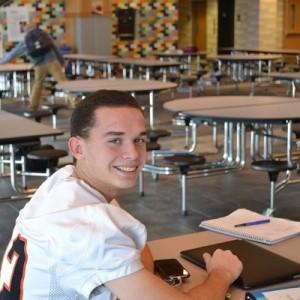 Colby Bryant Sophomore Sport(s): football, baseball
