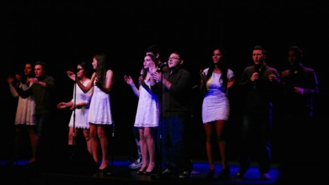 WHS holds annual fall a cappella concert