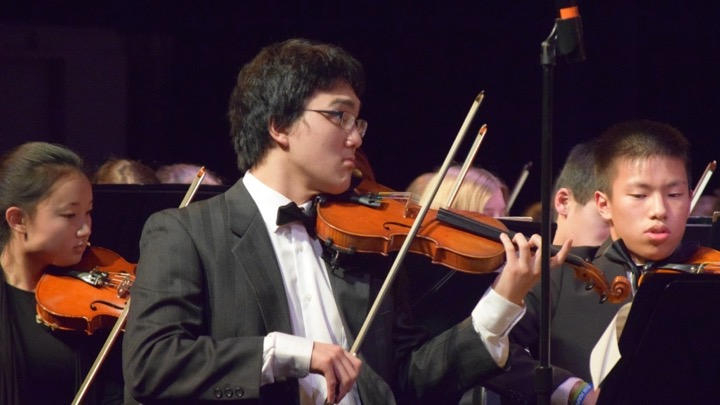 WHS holds Winter Concert (35 photos)