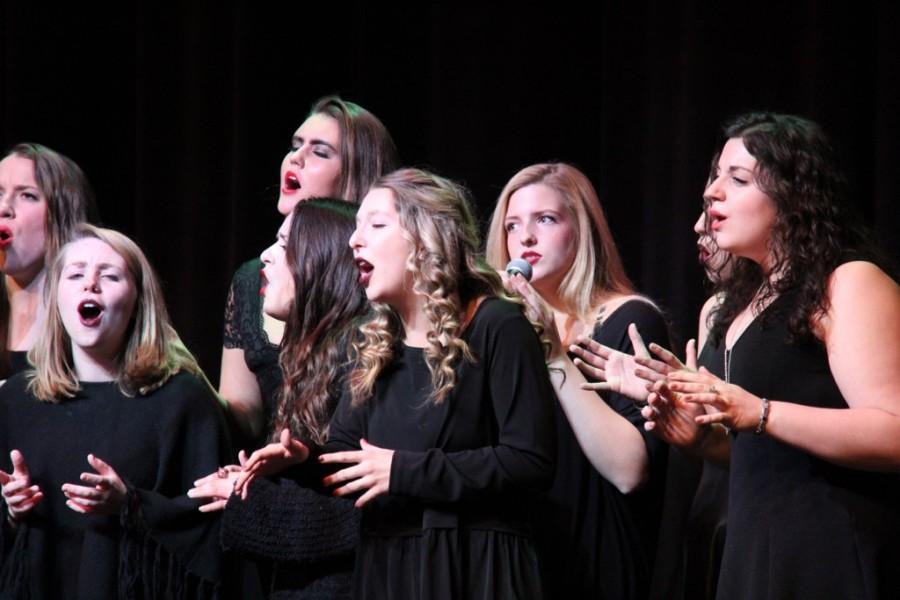 WHS hosts college a cappella concert (72 photos)