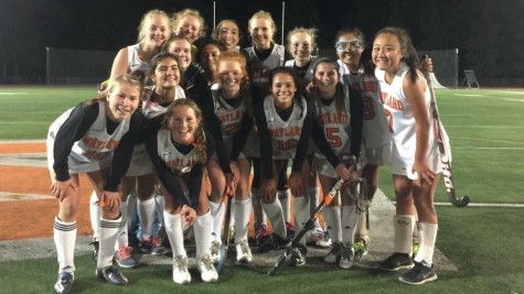 Wayland girls' field hockey team finishes with best record in years