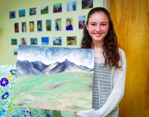 Featured Artist: Shaelee Comettant