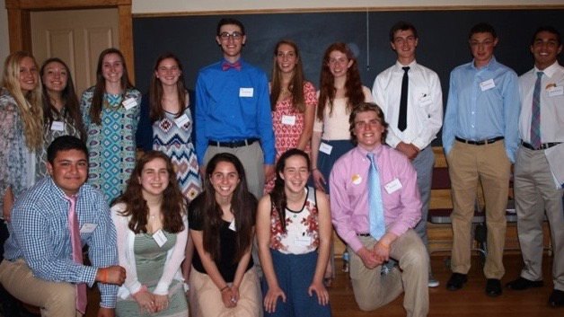 Pictured+above+is+Wayland+seniors+Kayla+Sherman+and+Gabi+Ragazzi%27s+Youth+in+Philanthropy+class+from+last+spring.+The+Foundation+for+MetroWest+is+starting+up+its+spring+YIP+class+in+Sudbury+this+coming+January.+%E2%80%9CWe%E2%80%99d+love+to+keep+Wayland+students+involved%2C%E2%80%9D+program+officer+Caroline+Murphy+said.+