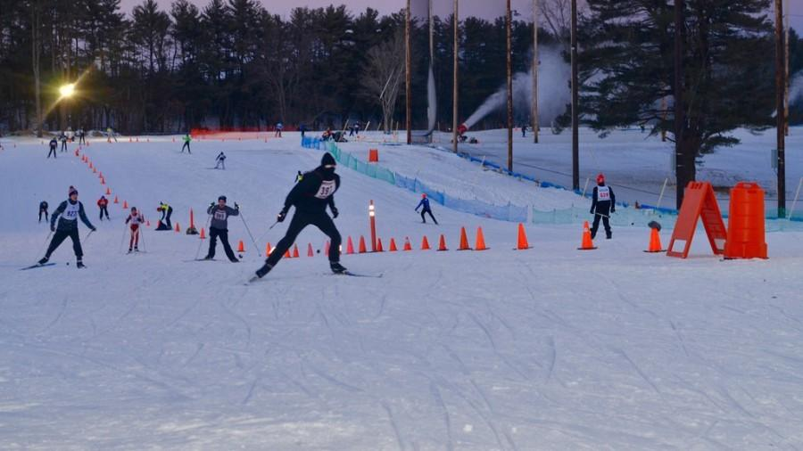 WHS cross-country ski team competes (21 photos)