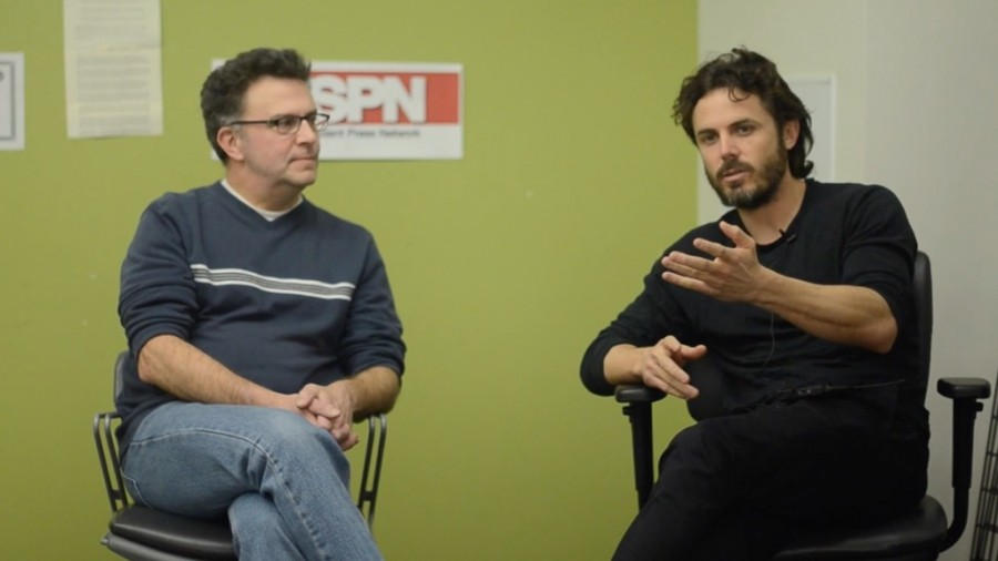 WSPN interviews actor and director Casey Affleck