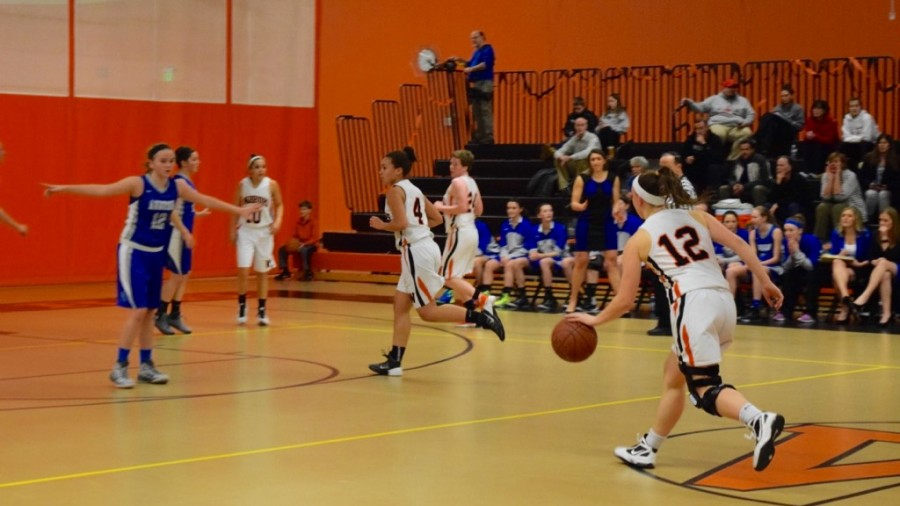Girls basketball defeats Auburn (21 photos)