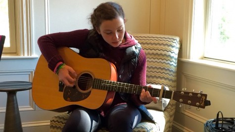 Abby Mitty: Music has made me a much more confident person