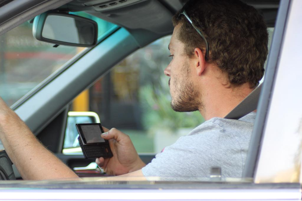 """The Wayland Police Department received a grant targeting distracted drivers. """"It's just to put some extra cars on the road specifically to look for distracted drivers,"""" Lieutenant Swanick of the Wayland Police Department said."""