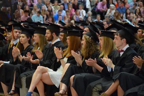 WHS' Class of 2016 graduates