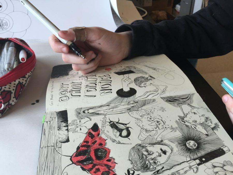 WSPN looks at WHS' art culture