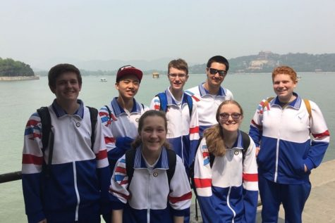 WHS Exchange students share experiences in China