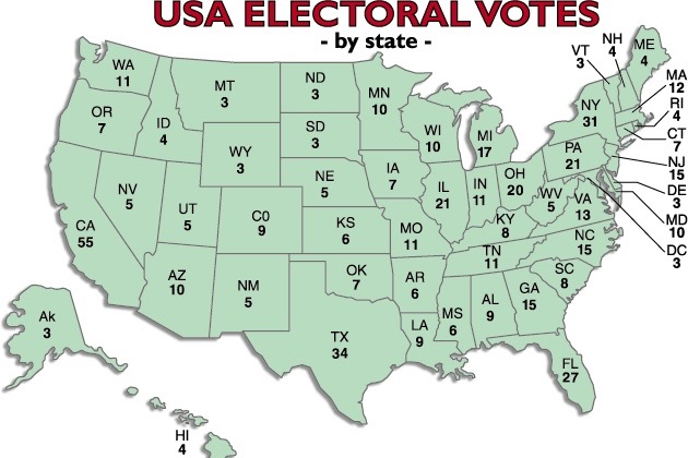 an introduction to the electoral college system to elect the president of the united states Constitution, the electoral college is a system utilized in the united states of  america to select the president and vice president this process was established .