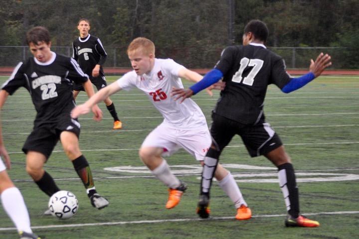 Boys' soccer defeat Cambridge-Rindge and Latin (45 photos)