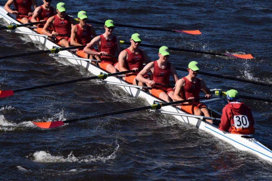 Wayland-Weston crew rows in 52nd Head of the Charles Regatta (69 photos)