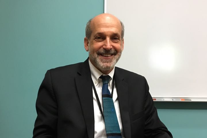 Pictured above is WPS Superintendent Paul Stein. Stein recently announced his retirement from WPS Superintendent of Schools at the end of this school year. The WPS School Committee is starting their search for a new superintendent.