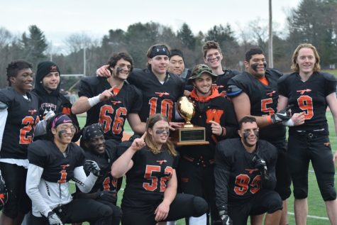 Wayland defeats Weston in the annual Thanksgiving Day football game (94 photos)