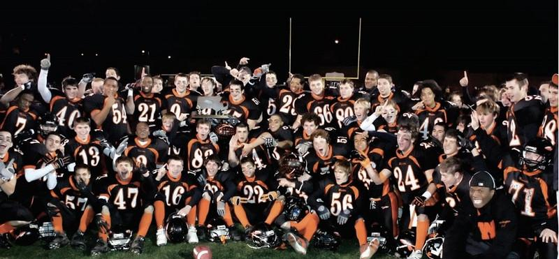 Pictured above is the 2006 Wayland football team picture after winning the Division 1-A state championship.