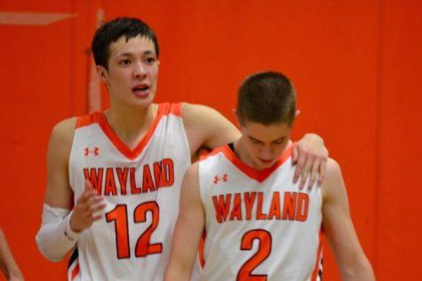 Boys' basketball falls to Waltham at home opener (44 photos)