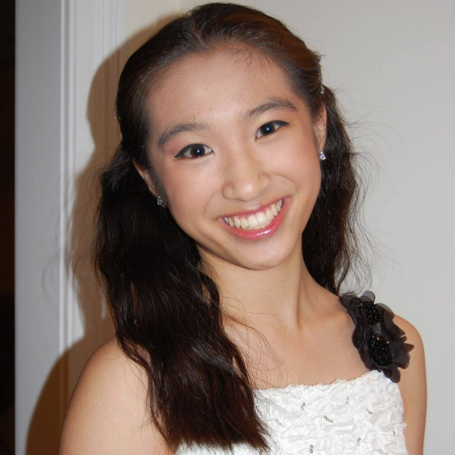 Rachel Chau was selected to compete for the MMEA All State competition.