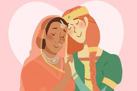 Opinion: Let the princess find her princess charming
