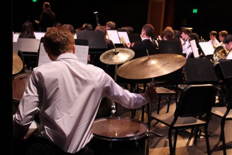 Students participate in annual winter band concert (19 photos)
