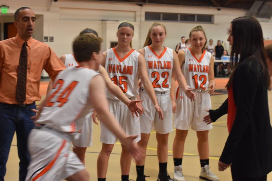 Girls' basketball defeats Lincoln-Sudbury in home opener (34 photos)
