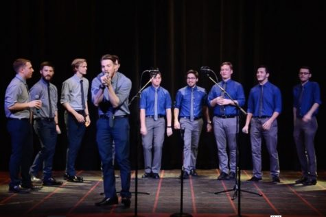 WHS hosts winter college a cappella concert (video)