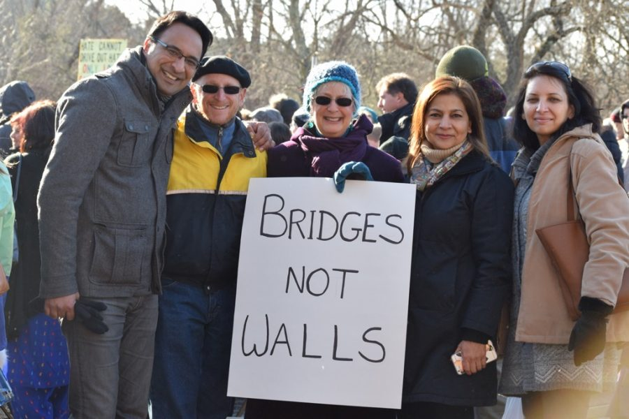 Wayland community members attend rally at Islamic Center (37 photos)