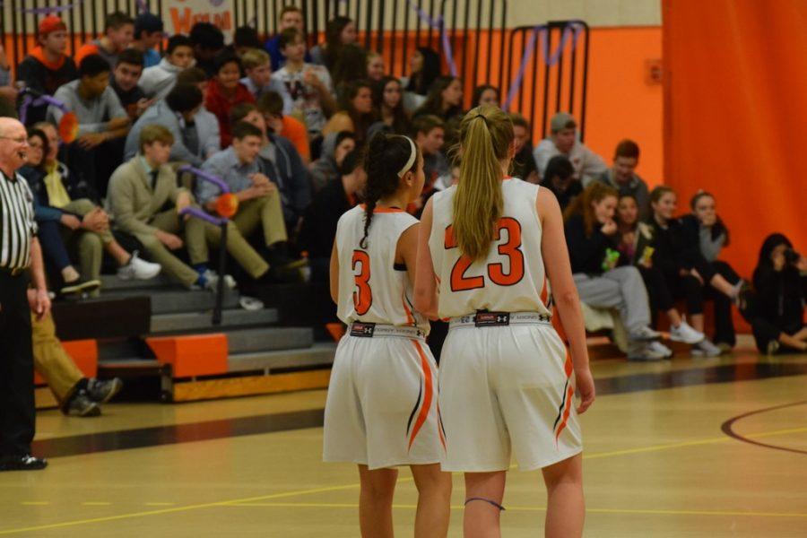 Girls basketball beats Weston in annual Coaches v. Cancer game (58 photos)