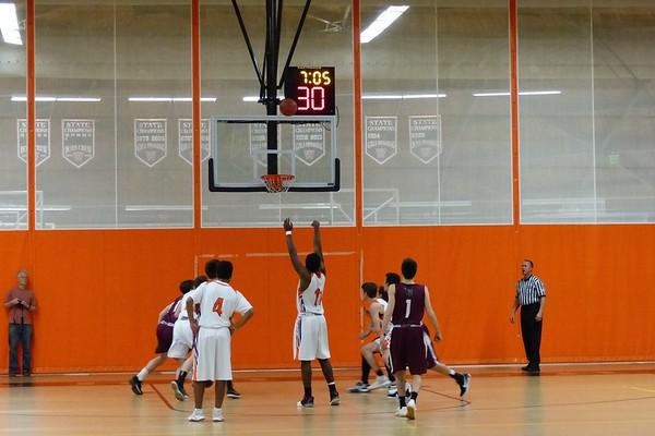Boys basketball fall to Weston in annual Coaches vs. Cancer game (54 photos)