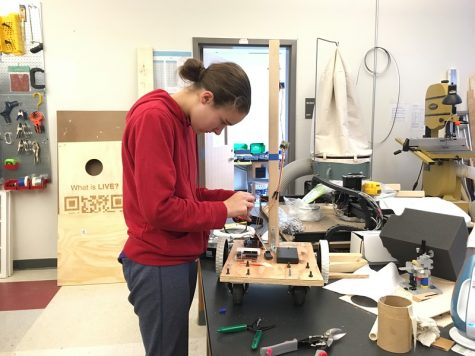 Winter Innovation Expo to be held Friday in Makerspace