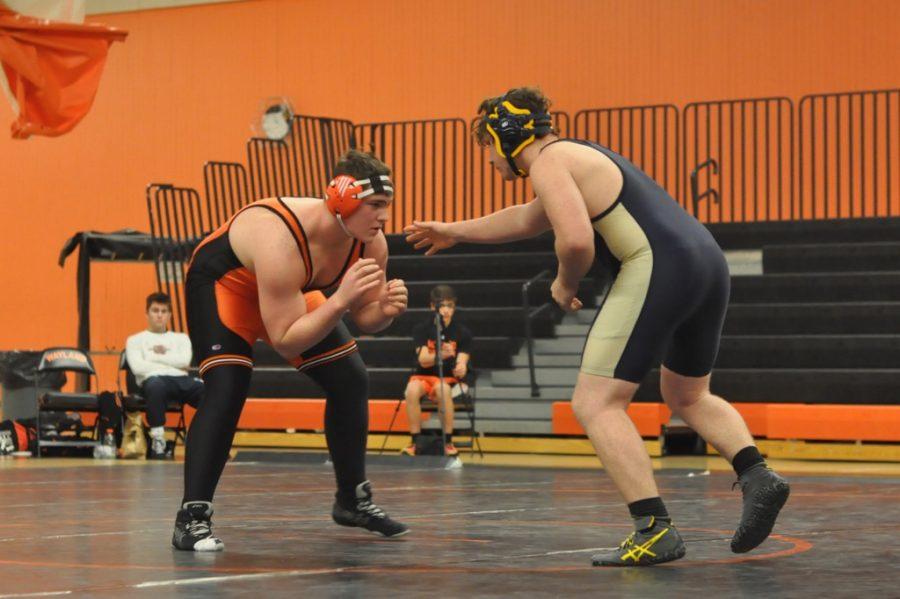 Wrestling defeats Acton-Boxborough (39 photos)