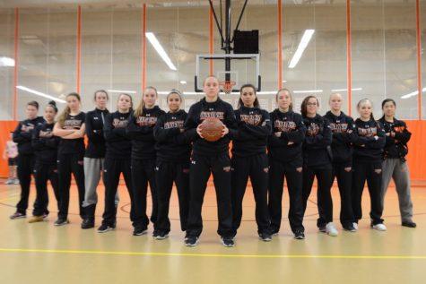 Girls' basketball faces Concord Carlisle for Senior Night (19 photos)