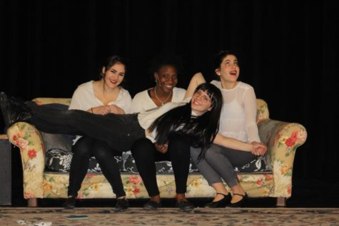 Seniors perform in [Title of Show] (43 photos)