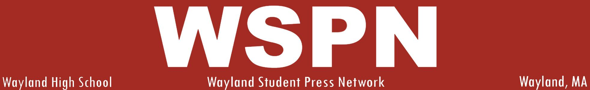 The student news site of Wayland High School